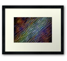 That is the Question. Framed Print