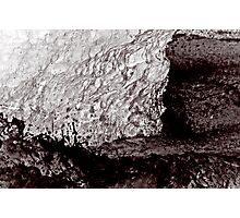 Earth and Water abstract Photographic Print