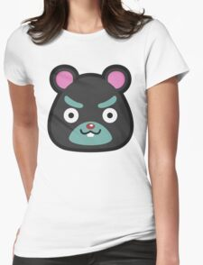 HAMPHREY ANIMAL CROSSING Womens Fitted T-Shirt
