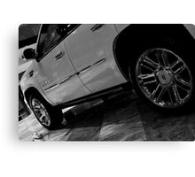 Cadillac (Side)  Canvas Print