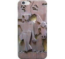 The story of Pinocchio iPhone Case/Skin