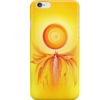 """""""Waterfall"""" from series """"Angel's Town"""" iPhone Case/Skin"""