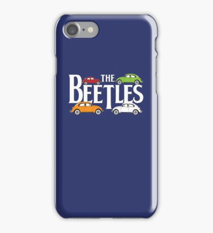 The Beetles iPhone Case/Skin