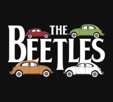 The Beetles Baby Tee