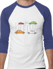 The Beetles Men's Baseball ¾ T-Shirt