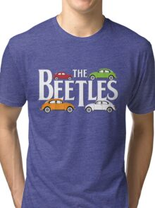 The Beetles Tri-blend T-Shirt