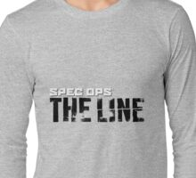 Spec Ops : The Line Long Sleeve T-Shirt