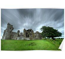 The Castle Ruin Poster
