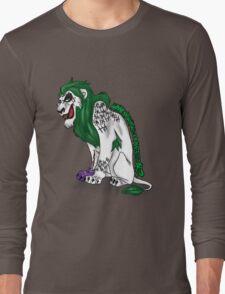 Scar as Joker Long Sleeve T-Shirt