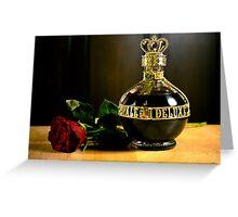 Golden Royale Delux Greeting Card