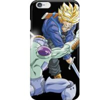 Trunks vs Freezer V.2 iPhone Case/Skin