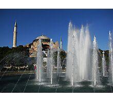 Aya Sofya,TURKEY Photographic Print