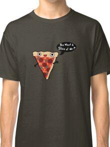 Pizza Monster Classic T-Shirt