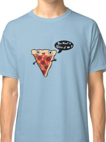 Pizza Monster Classic T-Shirt