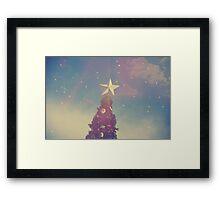 Reach for the Sky Framed Print