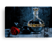 The Texture of Royale Delux Canvas Print