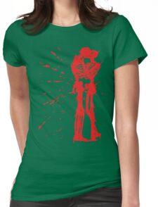 Till Death Womens Fitted T-Shirt