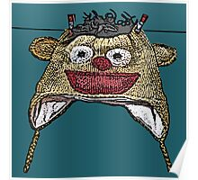 Funny Hat #1 Poster