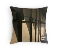 Halifax Piece Hall Sunshine Throw Pillow