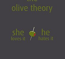 The Olive Theory - How I Met Your Mother by hscases