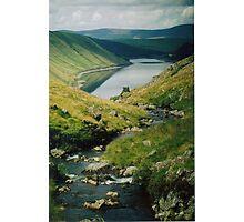 Reflecting on a Scottish Landscape. Photographic Print