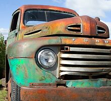 Old Ford Bobtail  by chuckbruton