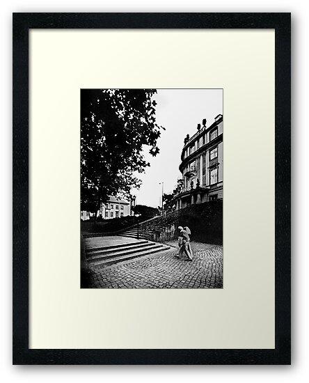 Poststraße / Ephraimpalais by Markus Mayer