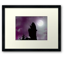 Witches Hide Away ©  Framed Print