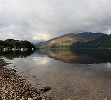 Loch Earn by Paul Bettison