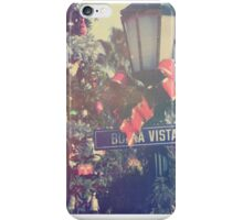 Out in the Streets iPhone Case/Skin