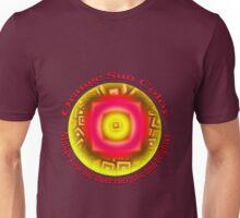 Abstract orange  Unisex T-Shirt