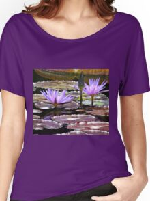 Exotic Purples Women's Relaxed Fit T-Shirt