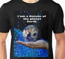 Earth Citizenship  Unisex T-Shirt