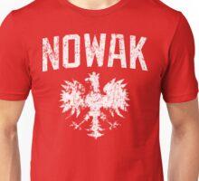 Nowak Polish Heritage t shirt Unisex T-Shirt