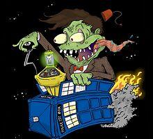 Doctor Fink by nataliesharp