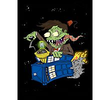 Doctor Fink Photographic Print