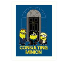 The Worlds only Consulting Minion Art Print