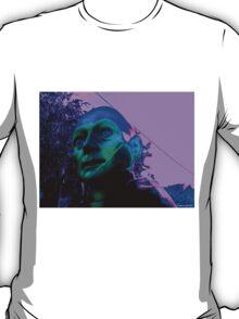 Hugo, Man of a Thousand Faces, Pinkened T-Shirt