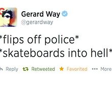 G Tweet by gerardslay