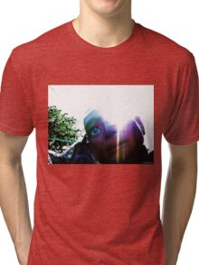 The Glory of Hugo, Man of a Thousand Faces Tri-blend T-Shirt