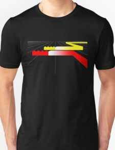 Building Blocks and Racing Cars T-Shirt