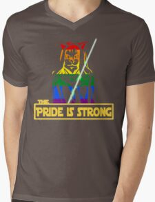 The Pride Is Strong (With Us All) Mens V-Neck T-Shirt