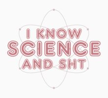 I knw Science Kids Clothes