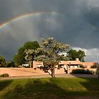 Santa Fe Rainbow by Mitchell Tillison