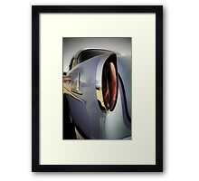 Ready for Date Night Framed Print