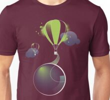 Hot Air Balloon Tee Unisex T-Shirt