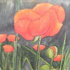 Poppies X by Alexandra Felgate
