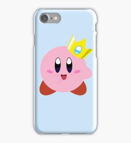 King Kirby  iPhone Case/Skin