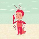 Lobster Boy by Maisie Platts