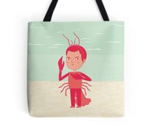 Lobster Boy Tote Bag